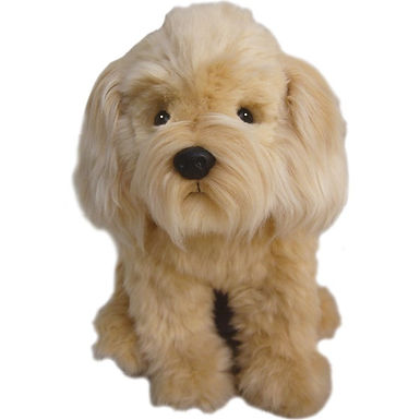 12'' Cream Oodles/Poos Soft Toy