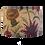 Thumbnail: Acanthium thistle Floral Design Handmade Lampshade, Drum or Empir