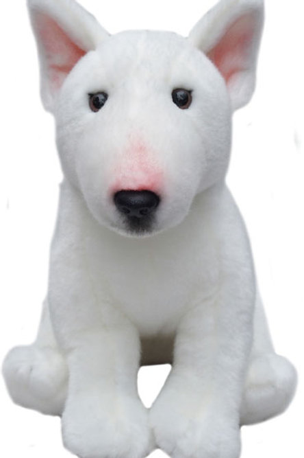 12'' English Bull Terrier Soft Toy