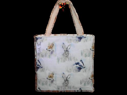 Voyage Maison Woodland Animals Shopping Bag