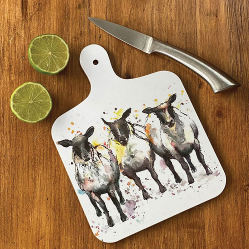 Sheep Small Chopping Board