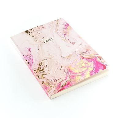 Rose Quartz A5 Notebook