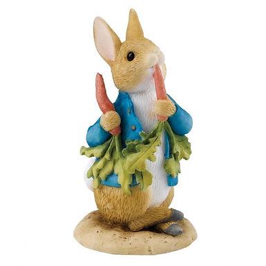 Beatrix Potter, Peter Ate Some Radishes Mini Figure