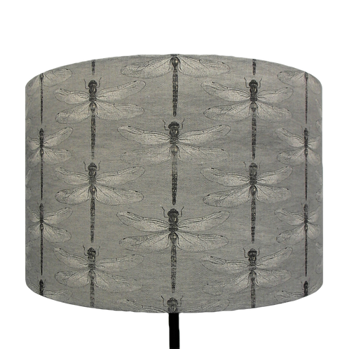 Dragonfly Handmade Lampshade, Drum or Empire Shapes
