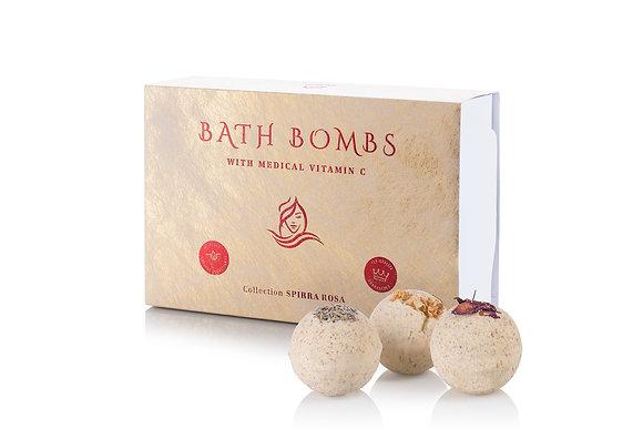 Bath bombs+Drags imun