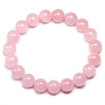rose quartz bracelet, manifestation bracelet, healing, love bracelet, compassion.jpg