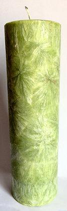 Lemon Green ECO Candle 2x6.5