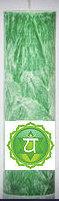 "ECO Palm Wax Candle - 6.5""x 2""-Heart Chakra - Green"