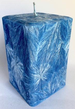 Royal Blue ECO Candle 3x3x3.5