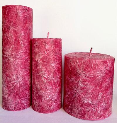 Magenta ECO Candles