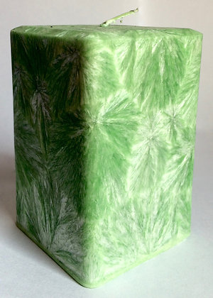 Grass Green ECO Candle 3x3x3.5