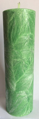 Grass Green ECO Candle 2x6.5