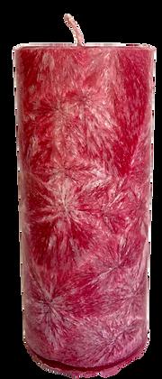 Mauve ECO Candle 2x4.5