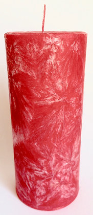 Red ECO Candle 2x4.5