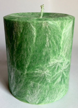 Grass Green ECO Candle 3x3.5