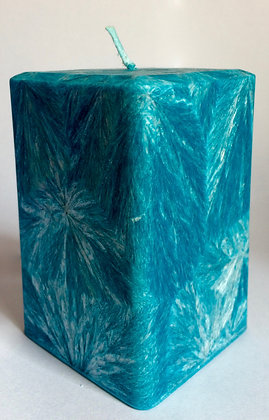 Arctic Blue ECO Candle 3x3x3.5