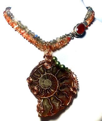 labradorite, sunstone. necklace.JPG