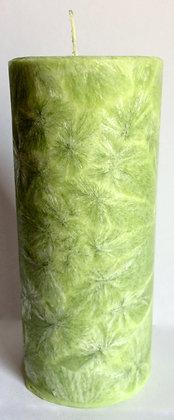 Lemon Green ECO Candle 2x4.5