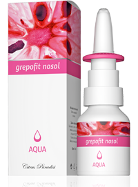 Grepofit Nosol-  upper airway infection, effective against cold, nasal infection
