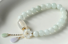agate, emerald bracelet, healing bracelet, manifestation_edited.png