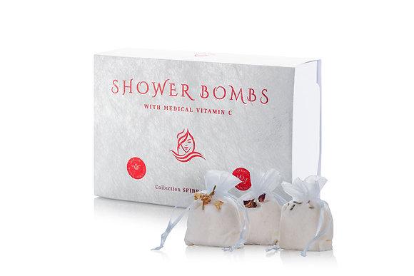 Organic Shower Bombs