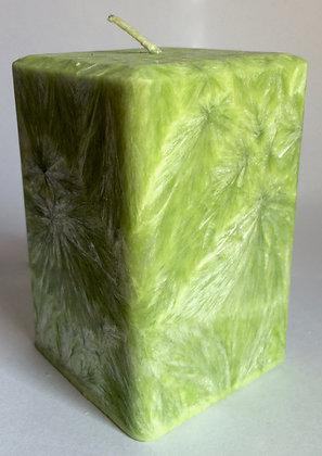 Lemon Green ECO Candle 3x3x3.5
