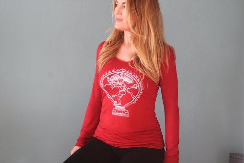 Yogashirt Shiva