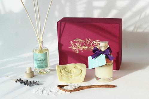 Lavendel Traum Box