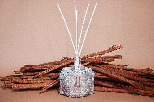Buddhakopf mit Raumduft