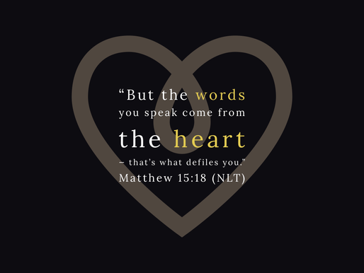 WHAT'S GOING ON IN YOUR HEART?