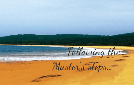 IN THE MASTER'S STEPS