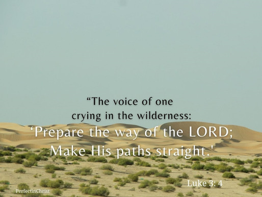 A Life Prepared for the Lord