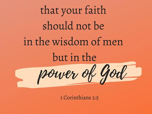GOD's Anointed Preachers