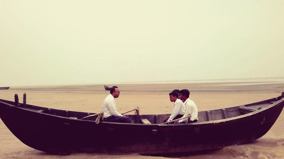 Boat Orissa