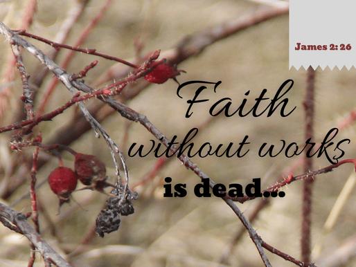 AN ACTIVE FAITH