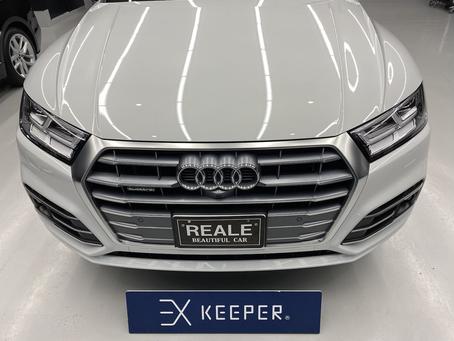 AUDI Q5 EX KeePer Premium!