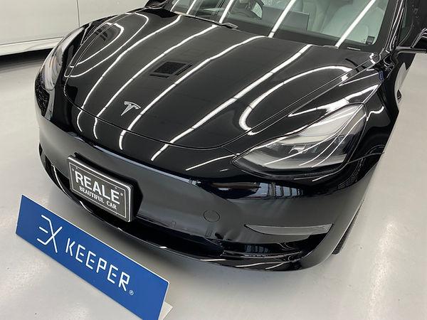 TESLA Model 3 EX KeePer