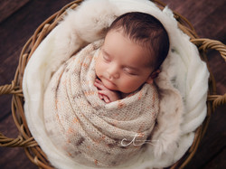 fotografía de recién nacidos en madrid