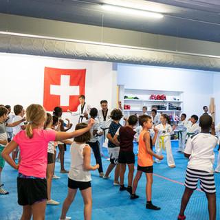 Event Porte Ouverte Taekwondo
