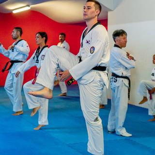 Entraînement Taekwondo Adulte
