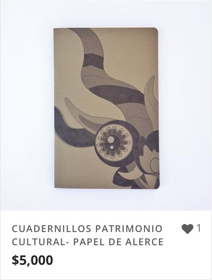 CUADERNILLOS PATRIMONIO CULTURAL- PAPEL