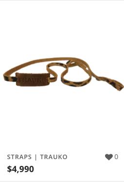 straps-trauko