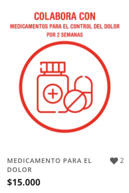 MEDICAMENTO PARA EL DOLOR