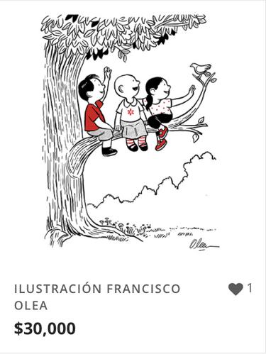 ILUSTRACIÓN FRANCISCO OLEA