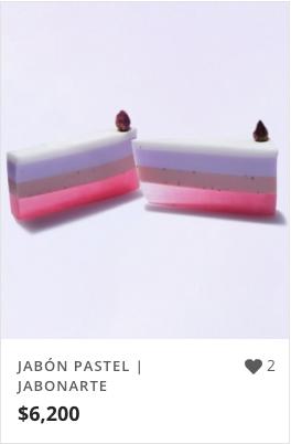 JABÓN PASTEL | JABONARTE