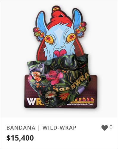 BANDANA | WILD-WRAP
