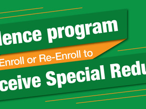 WSIB Excellence program Enroll or Re-Enroll to Receive Special Reduced Pricing