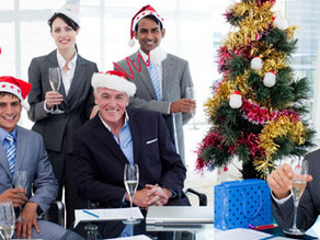 Work Christmas Parties – Don't Let a Good Party Turn Bad!