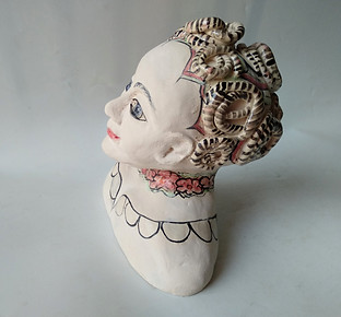 small bust
