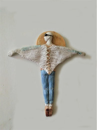 Icarus in Jeans